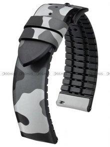 Pasek kauczukowy do zegarka - Hirsch John 0925088030-5-20 - 20 mm - L