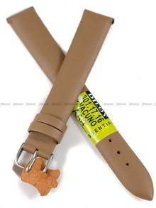 Pasek skórzany do zegarka - Diloy 301.16.17 - 16 mm