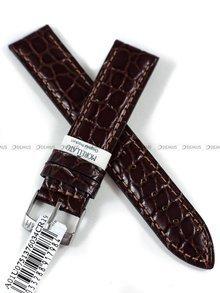 Pasek skórzany do zegarka - Morellato A01U0751376034CR19 - 19 mm