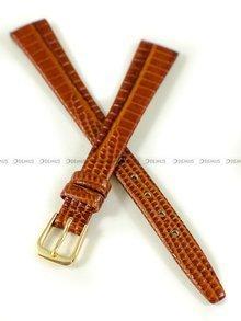 Pasek zaczepowy klejony skórzany do zegarka - K.Reda.3.12.3 - 12 mm