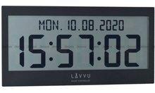 Zegar cyfrowy sterowany falą radiową LAVVU LCX0011