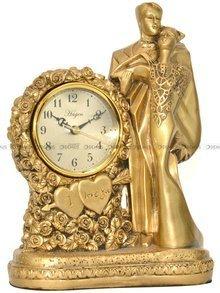 Zegar kominkowy figurka Zakochana Para Hagen TK5311