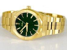 Zegarek Balticus Złoty Pył, 37mm, tarcza zielona, bez datownika