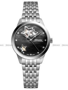Zegarek Damski Automatyczny z Diamentami Adriatica A3333.514MA - Limitowana Edycja