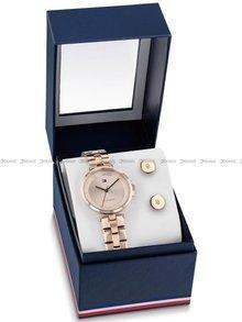 Zegarek Damski Tommy Hilfiger Cami 2770103 - Kolczyki w zestawie