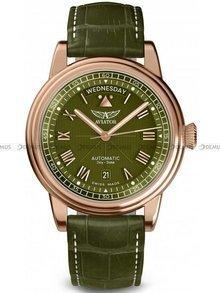 Zegarek Męski Aviator Douglas Day Date 41 V.3.35.2.279.4