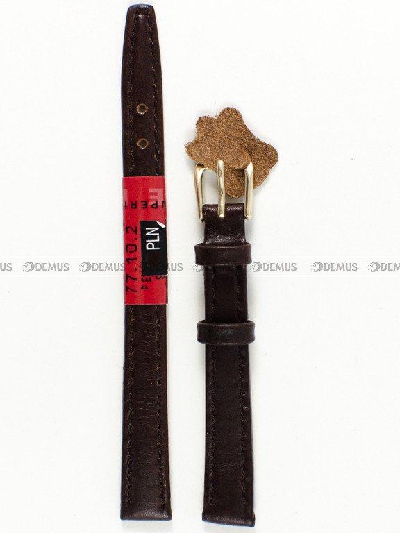 62fc3fe204b650 Pasek skórzany do zegarka - Diloy 77.10.2 - 10 mm | Sklep Demus ...