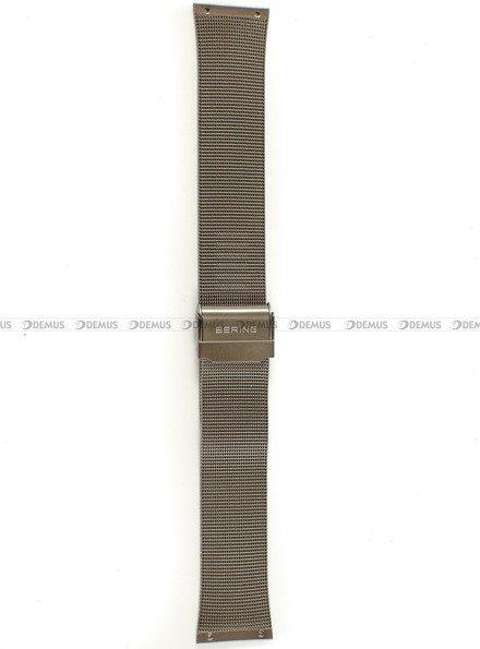 Bransoleta do zegarka Bering 11937-007 - 23 mm