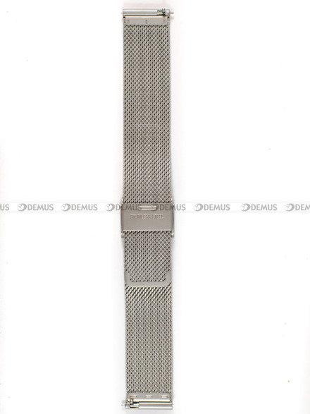 Bransoleta do zegarka Bisset - BBSR.28.18 - 18 mm