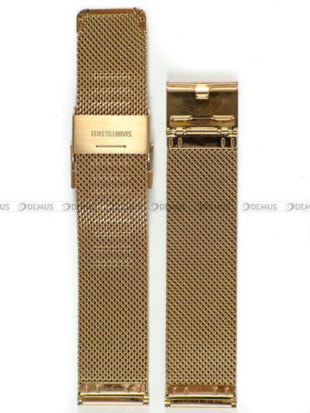 Bransoleta do zegarka - Chermond BR-RG3-20 - 20 mm