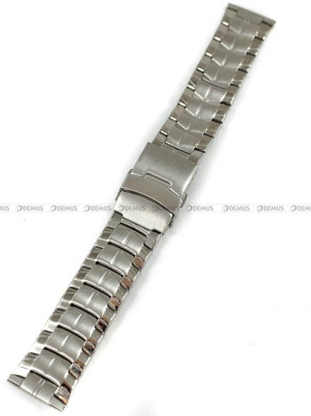 Bransoleta do zegarka - Demus BSS.S5.22 - 22 mm