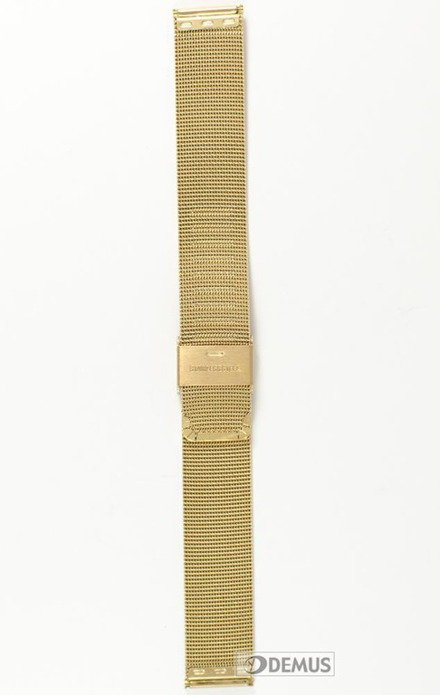 Bransoleta stalowa do zegarka - Chermond BRG2-18 - 18 mm