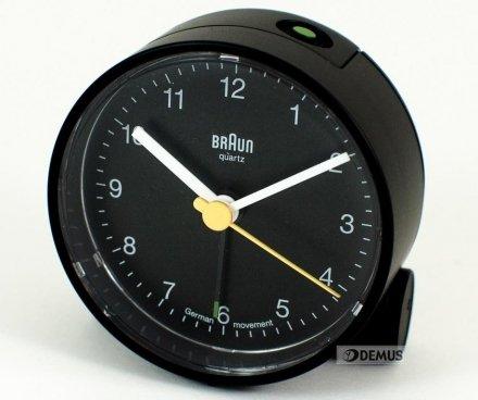 Budzik Braun BNC001BKBK