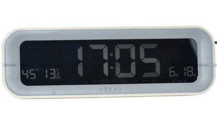 Budzik cyfrowy sieciowy LAVVU LAD4011 - 8x22 cm