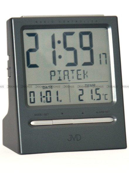 Budzik cyfrowy sterowany radiowo JVD RB9299.2