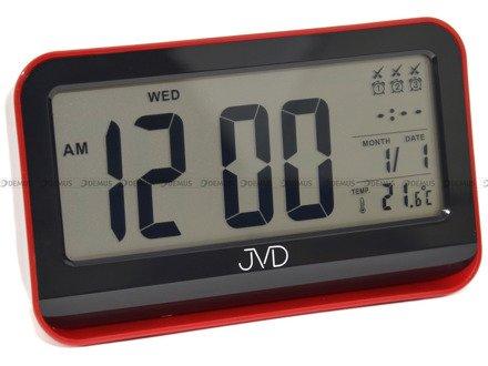 Budzik cyfrowy z termometrem JVD SB130.1