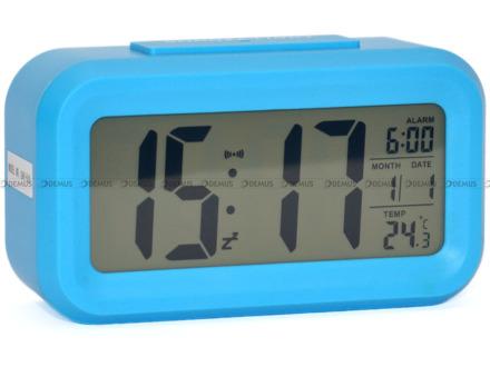 Budzik cyfrowy z termometrem Xonix GHY-510-Blue