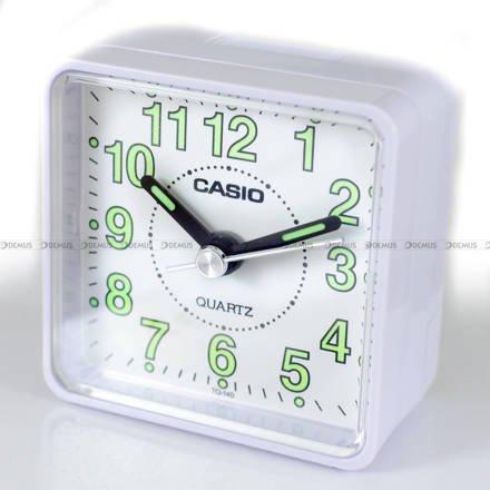 Budzik kwarcowy wskazówkowy Casio TQ 140 7EF