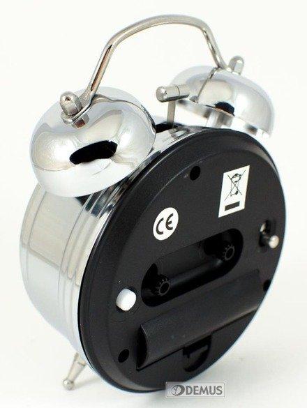 Budzik wskazówkowy JVD SRP2215.1