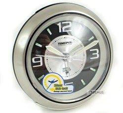 Budzik wskazówkowy Timepol RD815-SP-SR-C