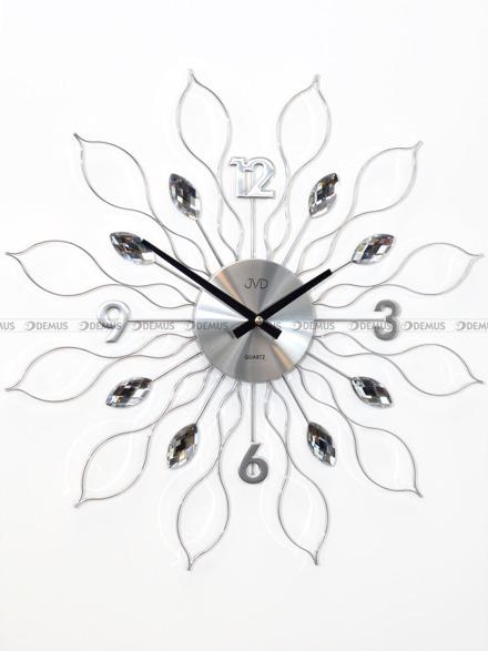 Duży zegar ścienny JVD HT105 - 49 cm