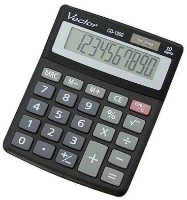Kalkulator Vector CD-1202