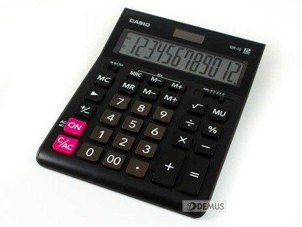 Kalkulator biurowy Casio GR-12
