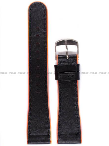 Pasek do zegarka Timex T2M428 - P2M428 - 22 mm