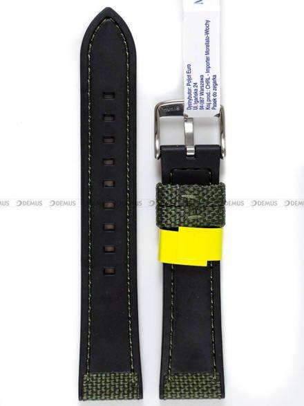 Pasek do zegarka gumowy - Morellato A01X5122C62970CR20 20 mm