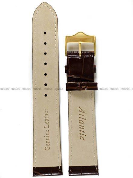 Pasek do zegarka skórzany Atlantic - L397.02.20G - 20 mm