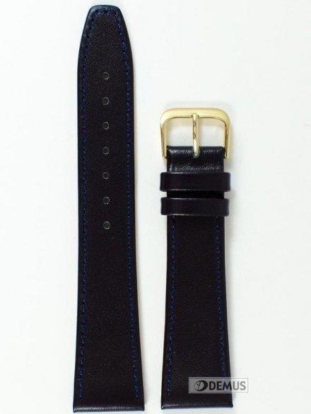 Pasek do zegarka skórzany - Condor 124R.05.Y - 20mm