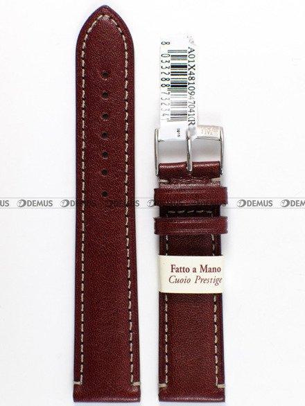 Pasek do zegarka skórzany - Morellato A01X4810947041 - 18 mm