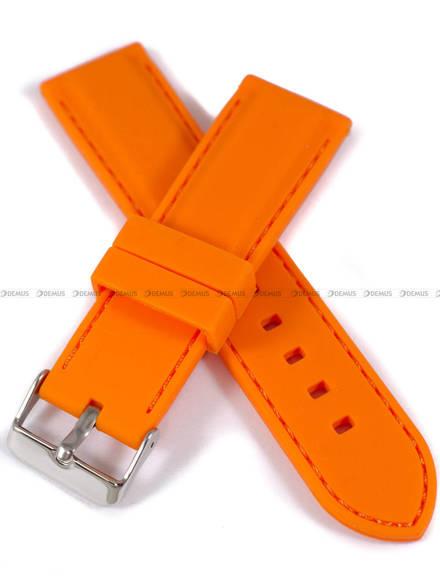 Pasek gumowy do zegarka Chermond PG1.24MM.5.5