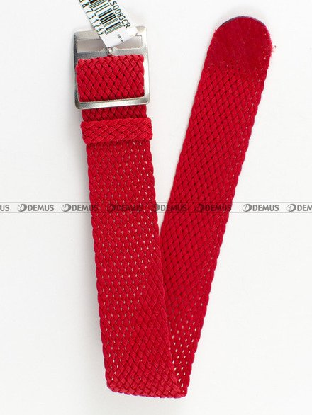 Pasek materiałowy do zegarka - Morellato A01U0054150083 - 22 mm