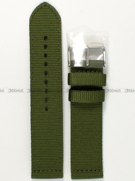 Pasek nylonowy do zegarka Festina F6859 - P6859-1 22 mm