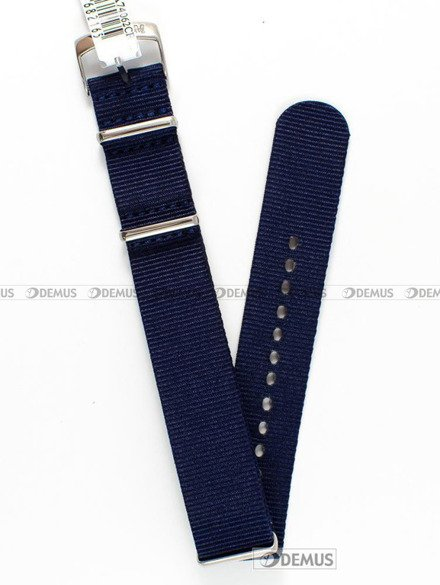 Pasek nylonowy do zegarka - Morellato A01U3972A74062 18 mm