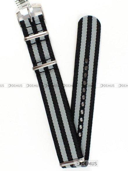 Pasek nylonowy do zegarka - Morellato A01U3972A74819 18 mm