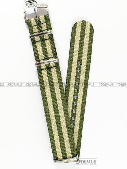Pasek nylonowy do zegarka - Morellato A01U3972A74873 18 mm