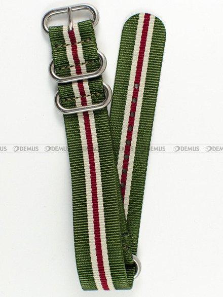 Pasek nylonowy do zegarka - Nato PN1.22.31 - 22 mm