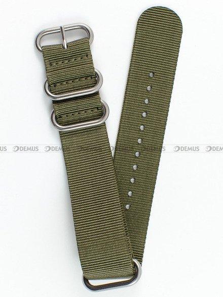 Pasek nylonowy do zegarka - Nato PN3.24.3 - 24 mm