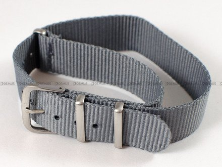Pasek nylonowy do zegarka - Nato PND1.18.2 - 18 mm