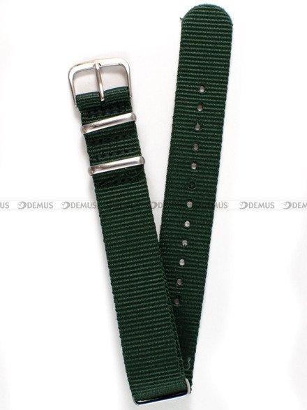 Pasek nylonowy do zegarka - Nato PND1.18.3 - 18 mm