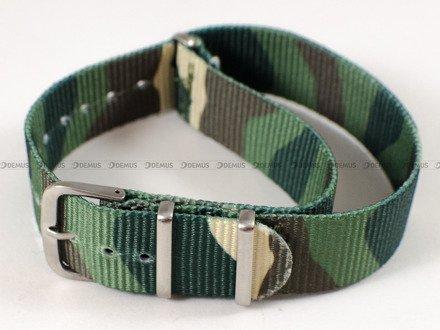 Pasek nylonowy do zegarka - Nato PND1.18.33 - 18 mm