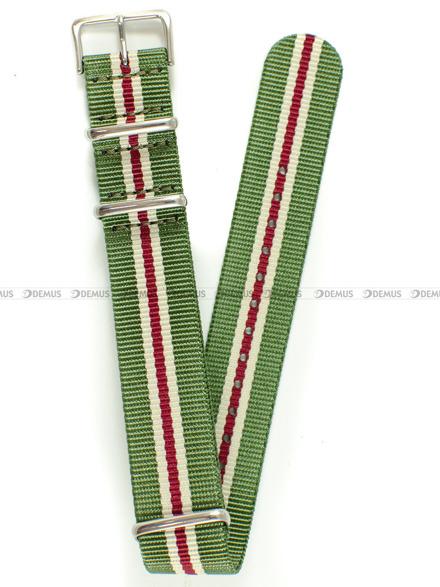 Pasek nylonowy do zegarka - Nato PNN1.20.31 - 20 mm