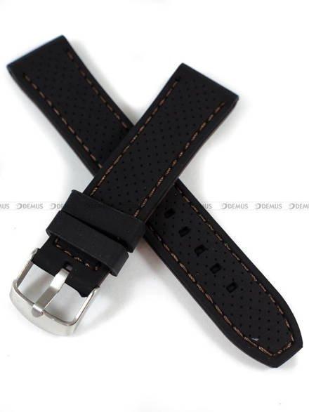 Pasek silikonowy do zegarka - Demus PGS6.20.1.2 - 20 mm