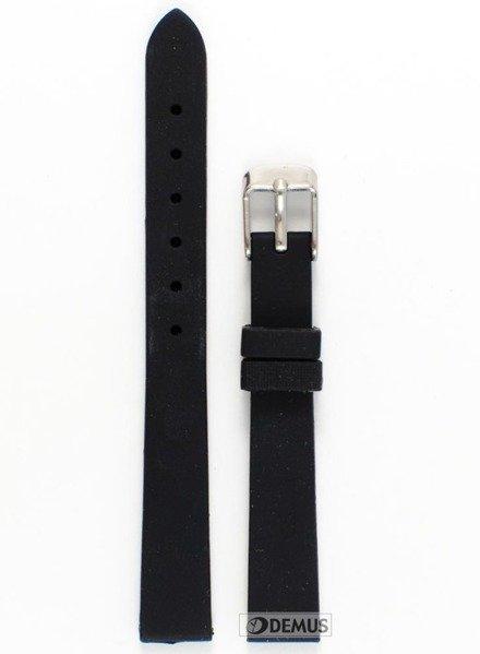 Pasek silikonowy do zegarka - Demus SPG4.12.1 - 12 mm