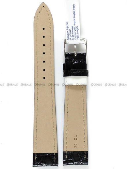 Pasek skórzany XL do zegarka - Morellato A01K0751376019 20mm