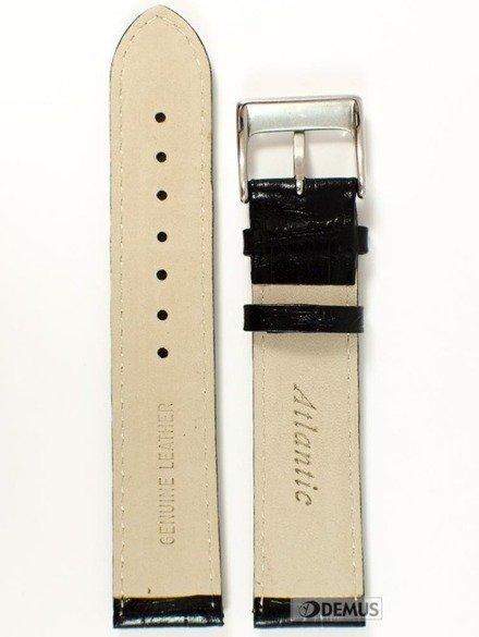 Pasek skórzany do zegarka Atlantic - ATL.L168.01.21S - 21mm