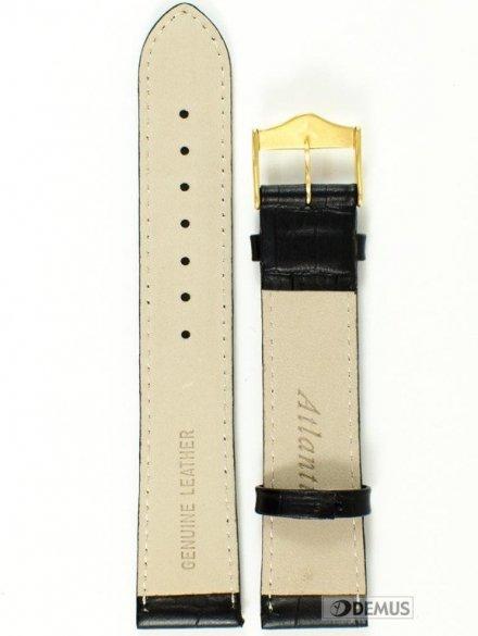 Pasek skórzany do zegarka Atlantic - ATL-L262.01.20G-MAT 20mm