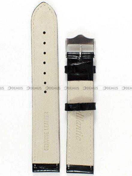 Pasek skórzany do zegarka Atlantic - ATL.L513.01.19S - 19 mm
